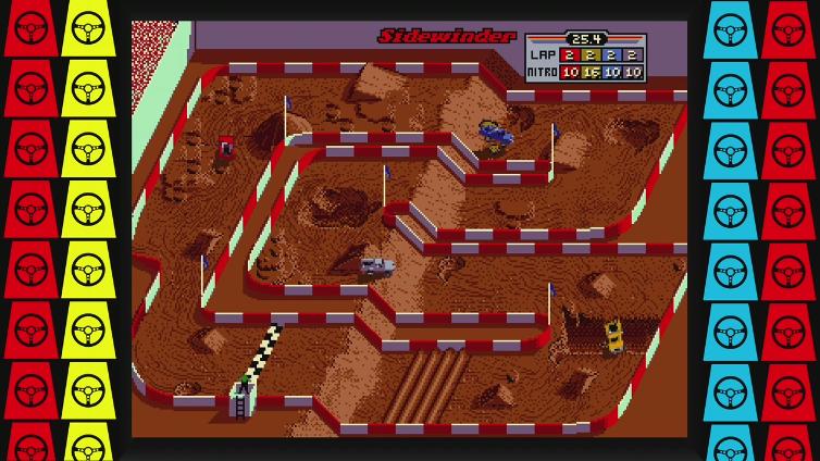 SmokeyRelic playing Midway Arcade Origins