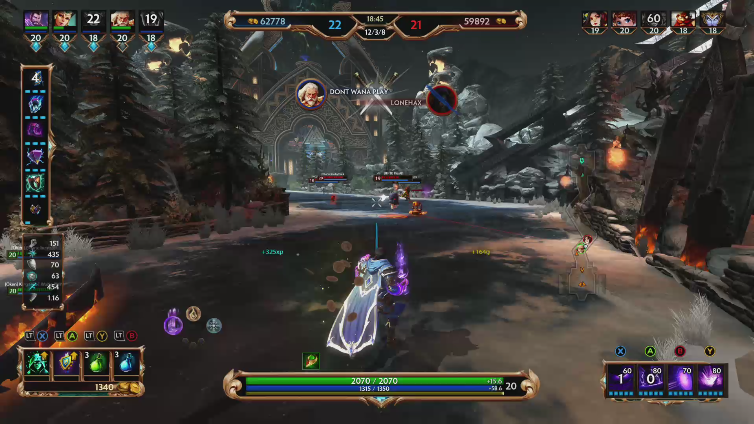 Blue4509 playing SMITE