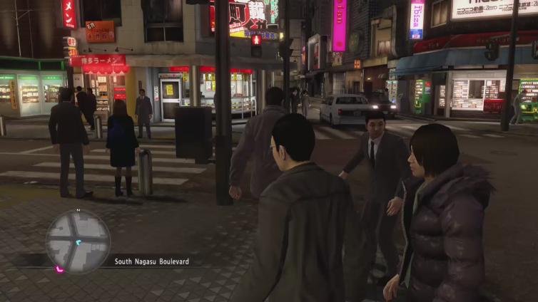 Yakuza 5 Remastered