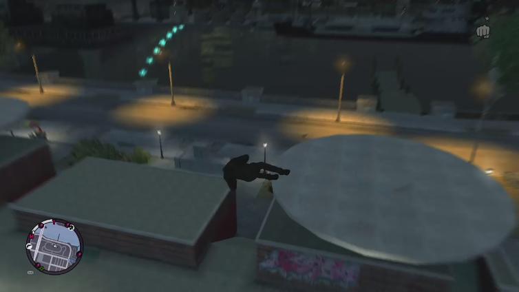 vSTz Insanity playing Grand Theft Auto IV