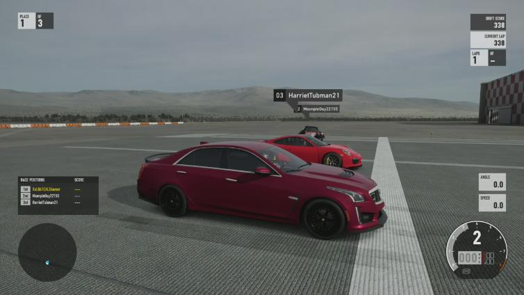 XxL061CALX6amer playing Forza Motorsport 7