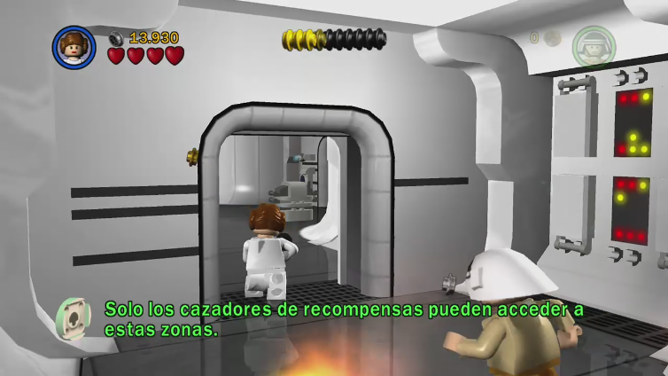 ReIvanMx playing LEGO Star Wars II: The Original Trilogy
