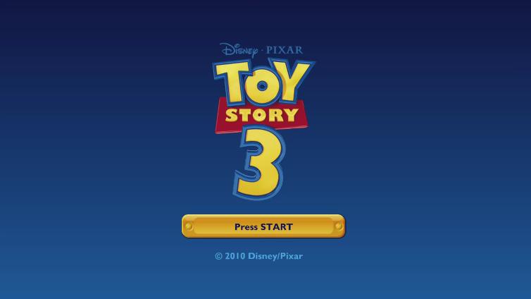 HDzYn playing Toy Story 3